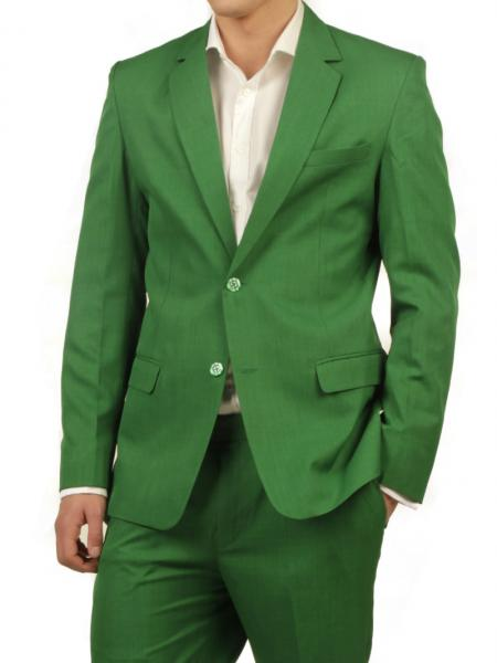 Green Suit - Nakal Clothing