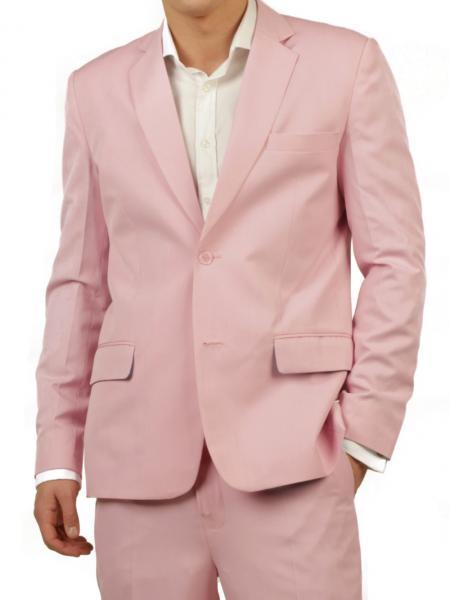 Light Pink Prom Suit Suit La