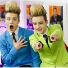Jedward in our Suits
